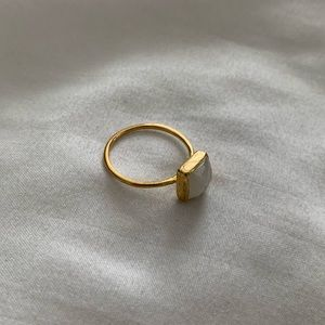 Sun River Gold Ring